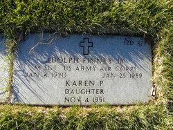Karen P Finney