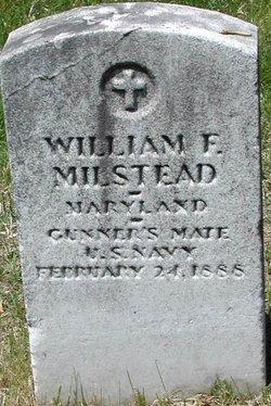 Chief William F Milstead