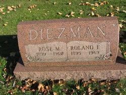 Rose M. <I>Wymer</I> Diezman