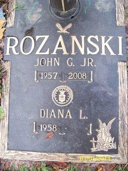 John G Rozanski, Jr