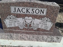 Martha Elizabeth <I>Gallahon</I> Jackson