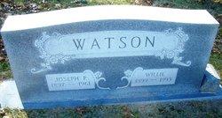 Joseph Presley Watson