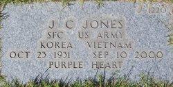 J C Jones