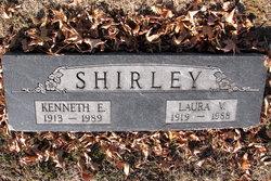 Laura Vergene Thompson Shirley (1919-1988) - Find A Grave ...