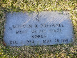 Melvin R. Prowell