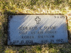 Gerald L Shaw