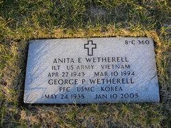 Anita E. Wetherell