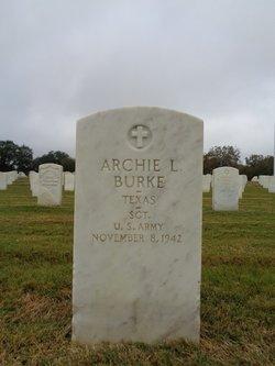 Archie L Burke