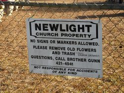 New Light Church Cemetery