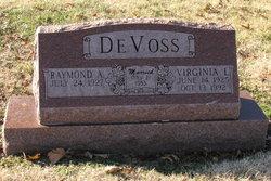 Virginia L. <I>George</I> DeVoss