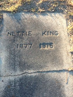 Nettie <I>Evans</I> King