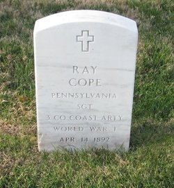 Ray David Cope