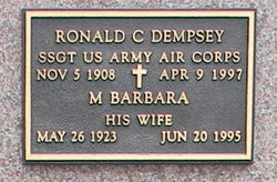 M Barbara Dempsey