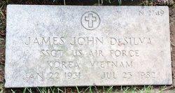 James John Desilva