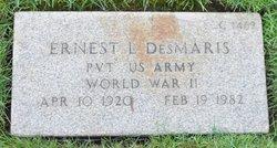 Ernest Lewis Desmaris