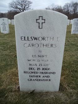 "Ellsworth E ""Al"" Carothers"