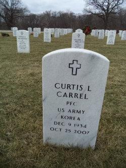 Curtis L Carrel