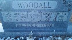 Grace <I>Adcock</I> Woodall