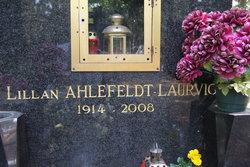 Lillian Ahlefeldt-Laurvig