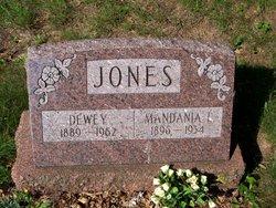 Mandaina L <I>Loar</I> Jones