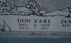 Don Earl Ballman