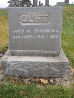 James N Clift