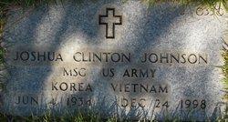 Joshua Clinton Johnson