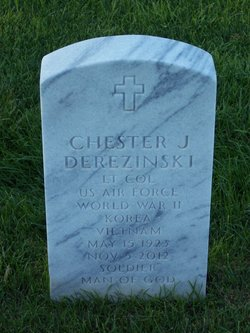 """Chester John """"Chet"""" Derezinski"""