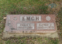 Alfred John Emch