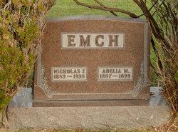 Adelia M <I>Scheider</I> Emch