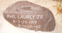 Phil Laurey, Jr
