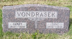 James Vondrasek, Jr