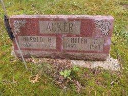 Helen E. <I>Childs</I> Acker