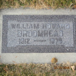 William Howard Broomhead