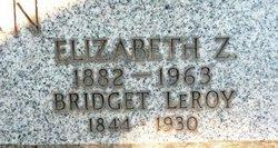 Bridget Catherine <I>Smith</I> LeRoy