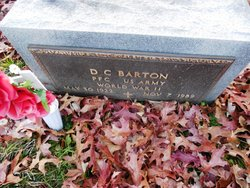 Davis Clingman Barton, Jr