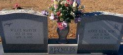 Annie Ellie <I>Mims</I> Reynolds