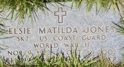 Elsie Matilda Jones