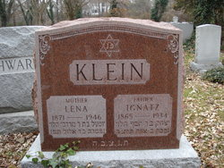 Lena <I>Stern</I> Klein