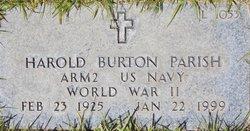 Harold Burton Parish
