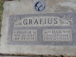 Ella L. <I>Griffin</I> Grafius