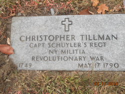 Christopher Tillman