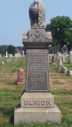 Ida Jane <I>Custer</I> Ulrick