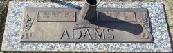 Grace <I>Felder</I> Adams
