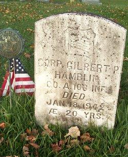 Corp Gilbert Paul Hamblin