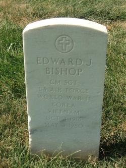 Edward J Bishop
