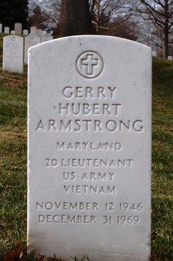 2LT Gerry Hubert Armstrong