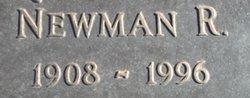 Newman R Woody