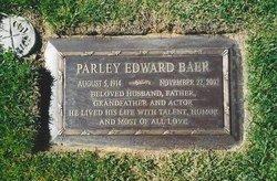 Parley Baer