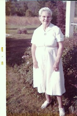 Minnie Louise <I>Bagwell</I> Sutton